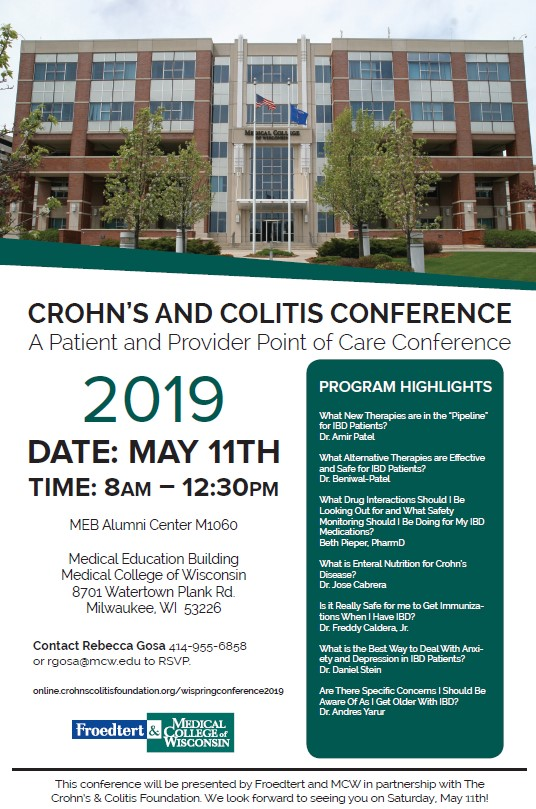 2019 WI Spring Conference MCW