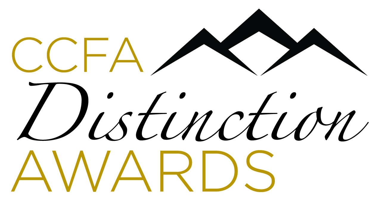 CCFA Distinction Awards Logo