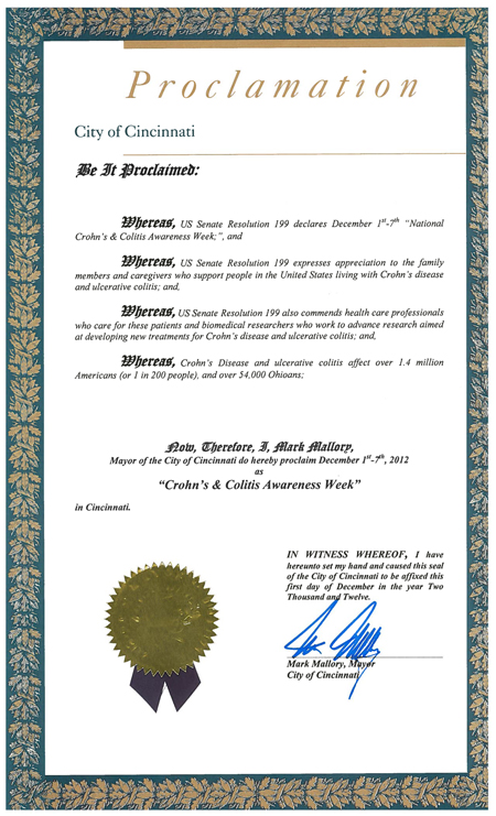 CC Awareness Week Proclamation_Cinti.jpg