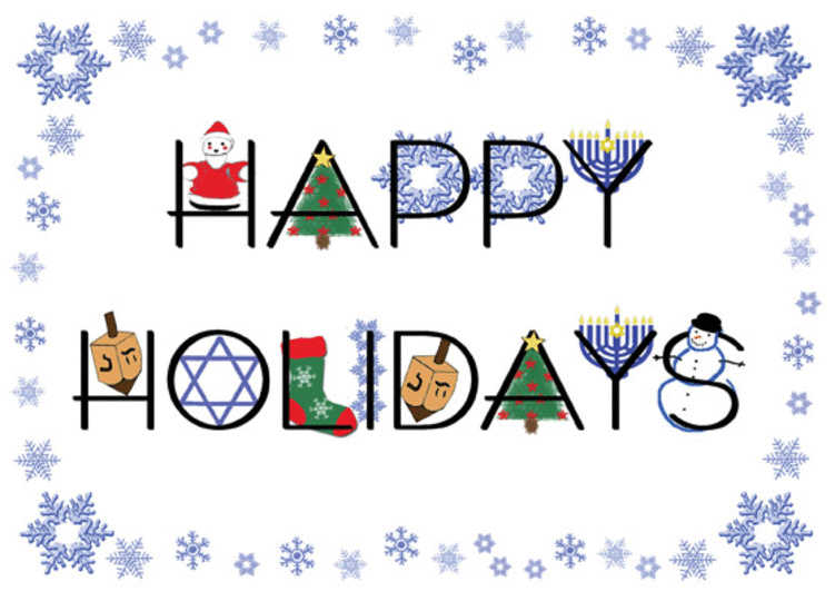 holiday cards 2012