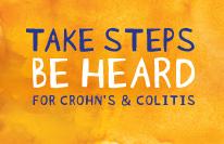 Take Steps Banner Logo