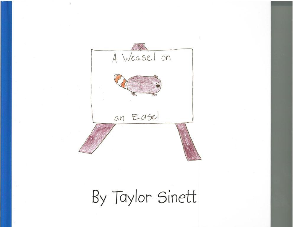 a weasel on an easel a tale for children crohn s colitis foundation