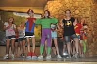 camp talent show