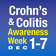 Image result for crohn's and colitis awareness week
