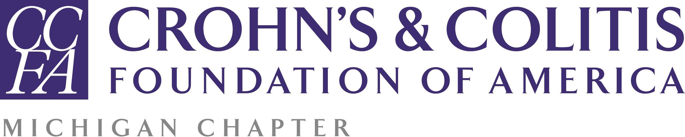 CCFA Michigan Logo LONG