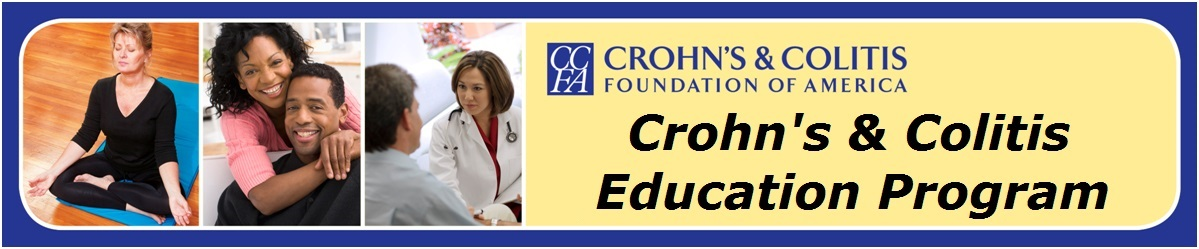crohn's colitis education program color