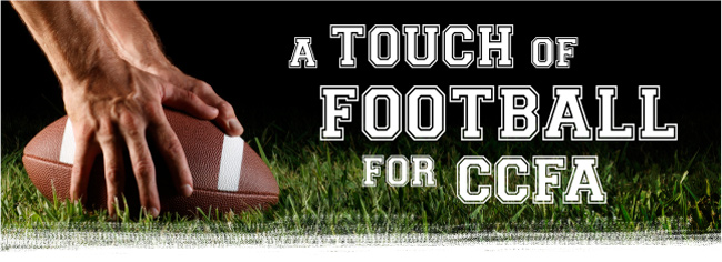 A Touch of Football for CCFA
