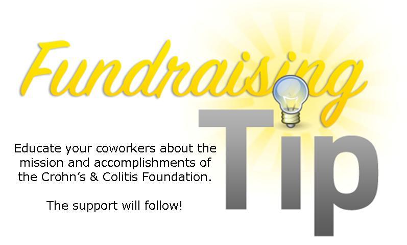 fundraising tip 1