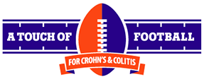 A Touch of Football For Crohn's & Colitis