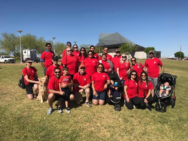 Phoenix Take Steps: Team Mayo Clinic - Crohn's & Colitis